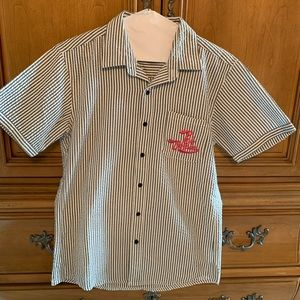 Pink Dolphin Button Down Size M